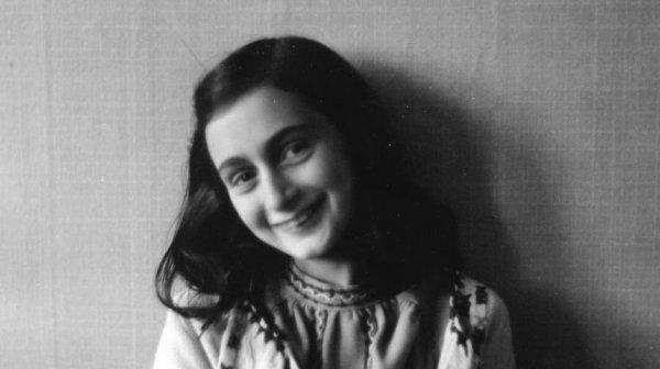 Bir Dönemin Gizli Tanığı Anne Frank'ın Hatıra Defteri
