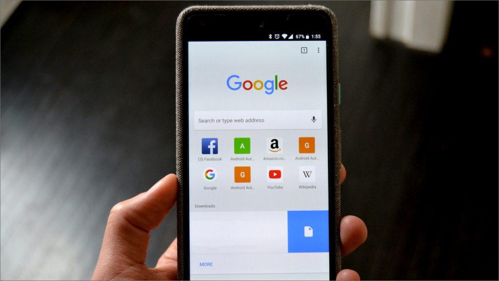 """Google Chrome, Android için kendini yeniliyor Google Chrome'un iOS ve masaüstü versiyon içini kullanılabilir olan """"Sekme Grupları"""" uzun bir aradan…"""