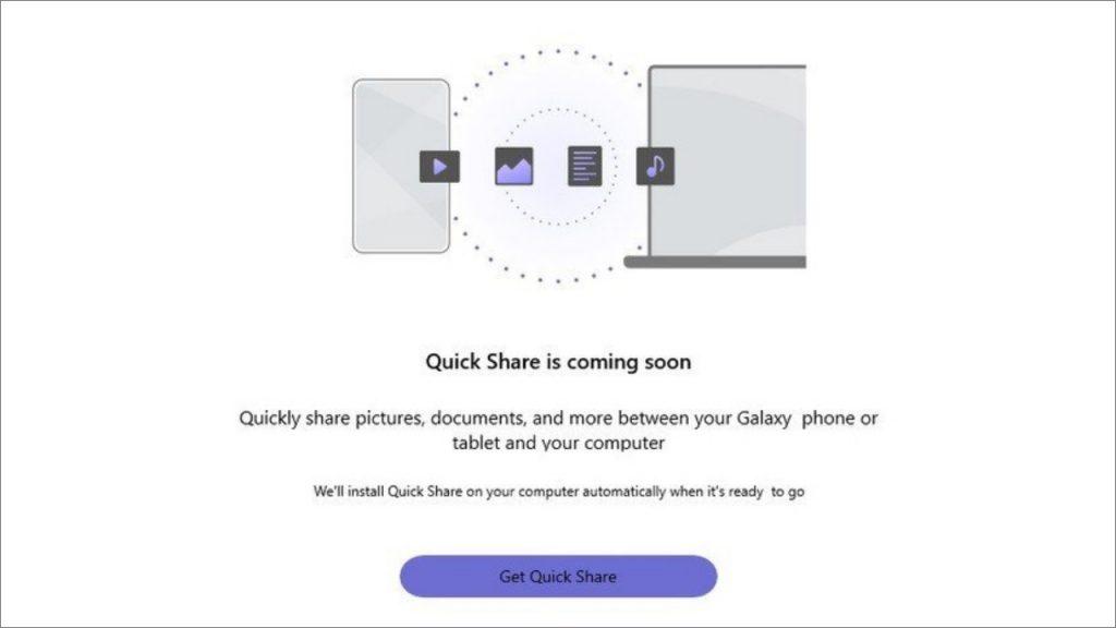 Samsung, Quick Share Windows'a geliyorSamsung, AirDrop alternatifini Windows 10 bilgisayarlara getirmeye hazırlanıyor. Samsung ve Microsoft…